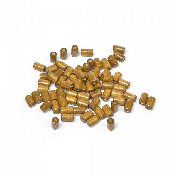 Бусины деревянные Magic Hobby, 10х4мм, in d-2 мм, 40 г. MG-B 481.2БУС.MG-B 481.2