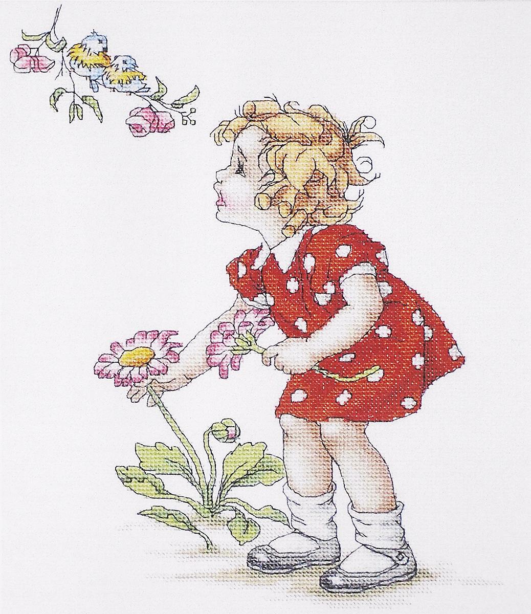 Набор для вышивания крестом Luca-S Девочка в красном платье, 19,5 х 24 смB1050Набор для вышивания крестом Luca-S Девочка в красном платье поможет создать красивую вышитую картину. Рисунок-вышивка, выполненный на канве, выглядит стильно и модно. Вышивание отвлечет вас от повседневных забот и превратится в увлекательное занятие! Работа, сделанная своими руками, не только украсит интерьер дома, придав ему уют и оригинальность, но и будет отличным подарком для друзей и близких! Набор содержит все необходимые материалы для вышивки на канве в технике счетный крест. В набор входит: - канва Aida Zweigart №16 (белого цвета), - мулине Anchor - 100% мерсеризованный хлопок (37 цветов), - черно-белая символьная схема, - инструкция на русском языке, - игла. Размер готовой работы: 19,5 х 24 см. Размер канвы: 36 х 30 см.