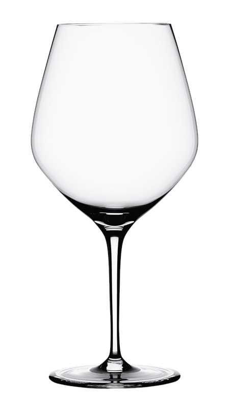 Набор бокалов для Бургундии Spiegelau Аутентис, 750 мл, 4 шт4400180