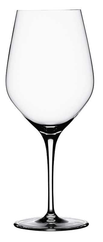 Набор бокалов для Бордо Spiegelau Аутентис, 650 мл, 4 шт4400177
