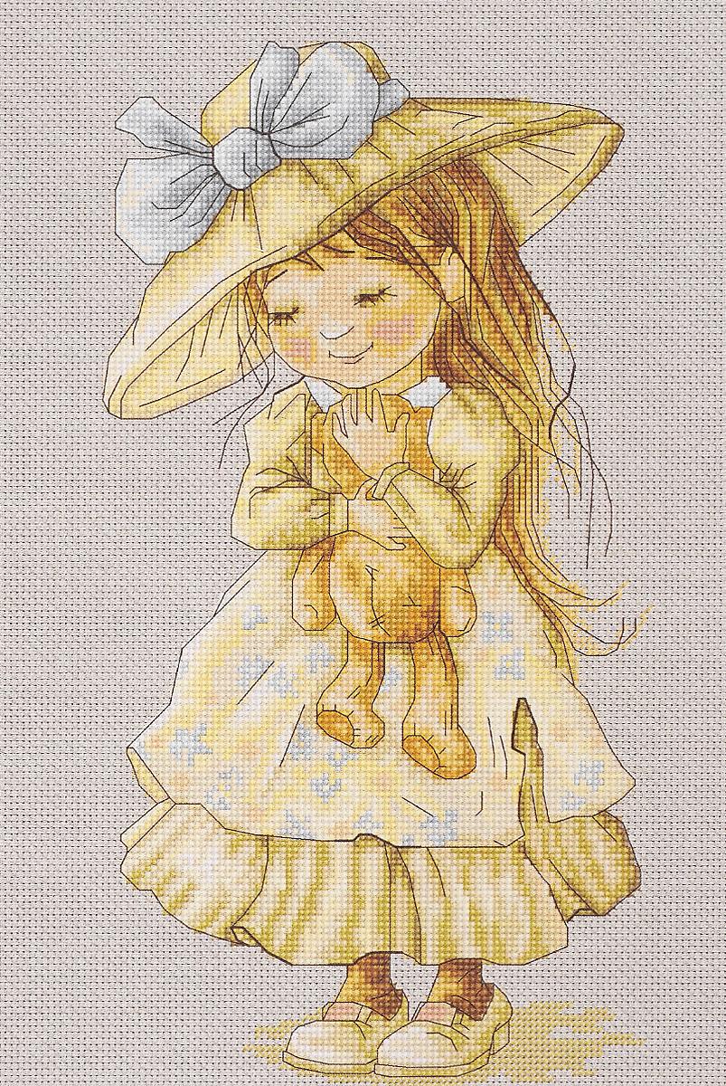 Набор для вышивания крестом Luca-S Нашелся, 14,5 х 27 смB1103Набор для вышивания крестом Luca-S Нашелся поможет создать красивую вышитую картину. Рисунок-вышивка, выполненный на канве, выглядит стильно и модно. Вышивание отвлечет вас от повседневных забот и превратится в увлекательное занятие! Работа, сделанная своими руками, не только украсит интерьер дома, придав ему уют и оригинальность, но и будет отличным подарком для друзей и близких! Набор содержит все необходимые материалы для вышивки на канве в технике счетный крест. В набор входит: - канва Aida Zweigart №16 (серо-бежевого цвета), - мулине Anchor - 100% мерсеризованный хлопок (21 цвет), - черно-белая символьная схема, - инструкция на русском языке, - игла. Размер готовой работы: 14,5 х 27 см. Размер канвы: 28 х 39 см.