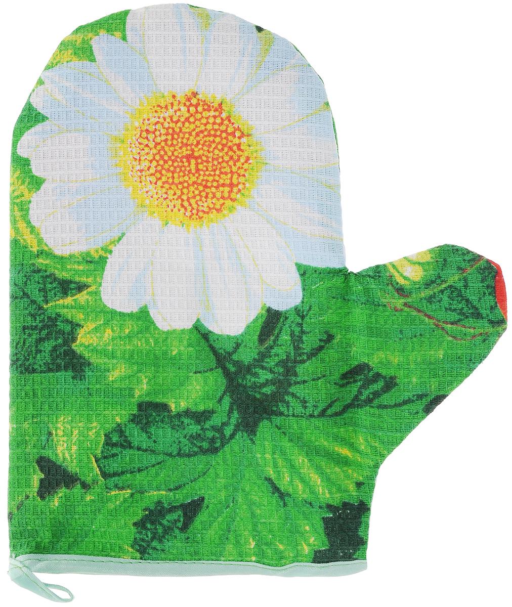 Прихватка-рукавица Roko, 23 х 19,5 см115362Прихватка-рукавица Roko, изготовленная из 100% хлопка, оформлена красочным принтом. Изделие оснащено текстильной петелькой для подвешивания на крючок. Такая прихватка защитит ваши руки от высоких температур и предотвратит появление ожогов. Уважаемые клиенты! Товар поставляется в цветовом ассортименте. Поставка осуществляется в зависимости от наличия на складе. Размер изделия (ДхШ): 23 х 19,5 см.