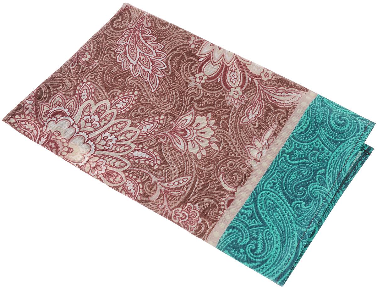 Полотенце кухонное Roko, 60 х 30 см. 115345115345Кухонное полотенце Roko, выполненное из бязи (100% хлопка), оформлено оригинальным принтом. Изделие предназначено для использования на кухне и в столовой. Оно отлично впитывает влагу, быстро сохнет, сохраняет яркость цвета и не теряет форму даже после многократных стирок. Такое полотенце станет отличным вариантом для практичной и современной хозяйки. Рекомендуется стирка при температуре 40°C. Уважаемые клиенты! Товар поставляется в цветовом ассортименте. Поставка осуществляется в зависимости от наличия на складе.