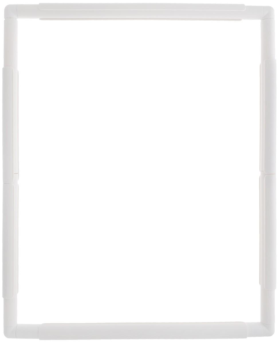 Рамка-пяльцы Hemline SewEasy, сборная, 2 штER81711Сборная рамка-пяльцы Hemline SewEasy, выполненная из пластика, подходит для всех рукодельных работ и используется вместо рамок для гобеленов, пялец для вышивки и пэчворка. Рамка легкая и проста в использовании и сборке. Длинные крепления надежно фиксируют ткань, а закругленные и гладкие края защищают ткань. Натяжение легко ослабить простым поворотом. Работу можно оставить зажатой в рамке-пяльцах - ваша работа не помнется. Комплектация: 2 рамки. Размеры: 28 х 28 см; 28 х 43 см.