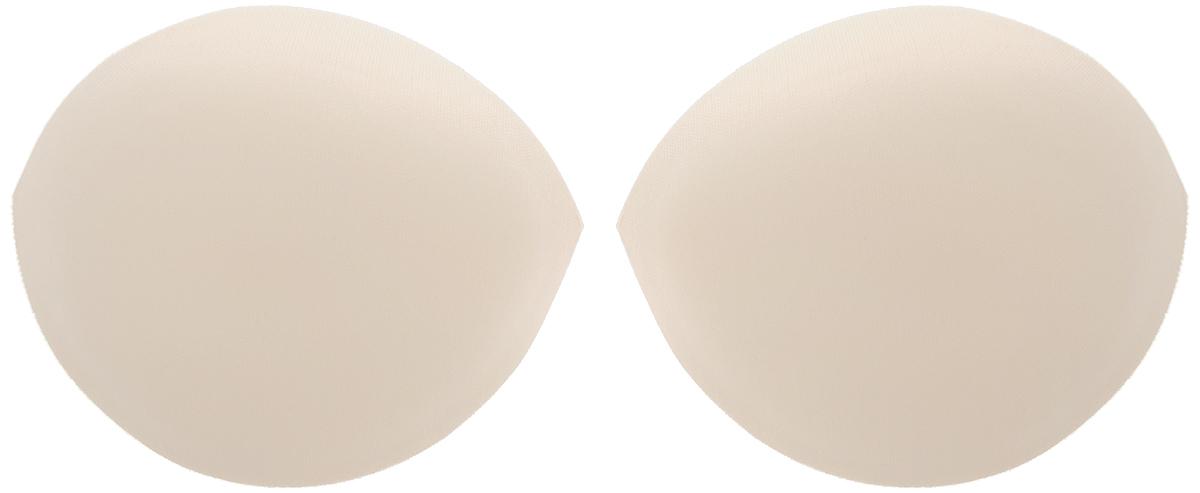 Чашечки для бюстгальтера Hemline, со встроенными вкладками, средние, цвет: телесный, 2 шт. Размер 14-16963.M/SKINЧашечки для бюстгальтера Hemline выполнены из полиэстера и имеют встроенные вкладки, которые приподнимают и поддерживают грудь. Изделие подойдет для бюстгальтера или вечерних платьев. Величина чашки бюстгальтера определяется разницей между обхватом груди и обхватом под грудью. Размеры чашечки: 13 х 9,5 х 4 см. Разница для размера чашки C: 14-16 см.
