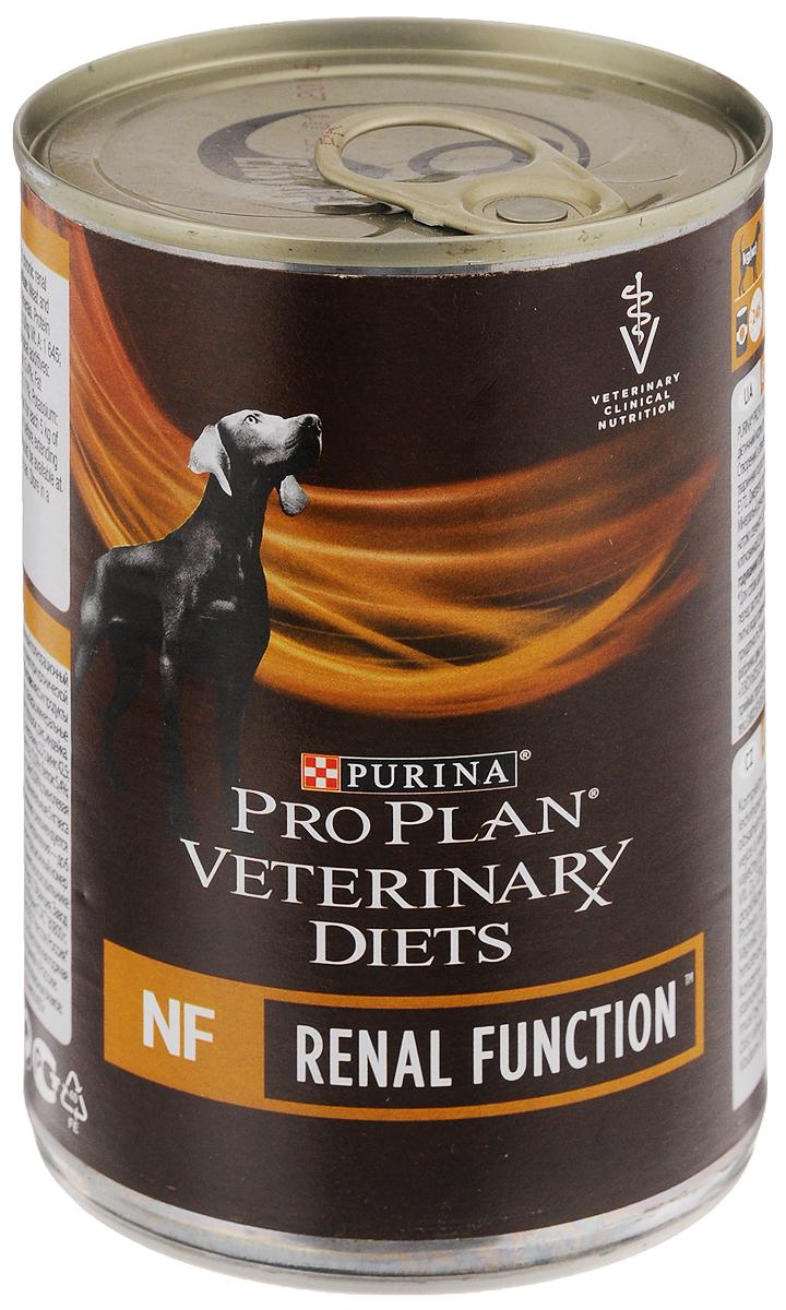 Консервы диетические Pro PlanNF, для взрослых собак, при патологии почек, 400 г12223564Консервы Pro PlanNF - это полнорационный, диетический корм для взрослых собак при патологии почек. Предназначен для поддержания работы почек при хронической почечной недостаточности, изготовлен с низким содержанием фосфора и ограниченными источниками высококачественных белков. Показания к применению: - Почечная недостаточность. - Заболевания печени, связанные с энцефалопатией. - Ранние стадии застойной сердечной недостаточности. - Гипертензия. Противопоказания: состояния, требующие поступления больших количеств белка или фосфора. Репродуктивный период, рост. Товар сертифицирован.