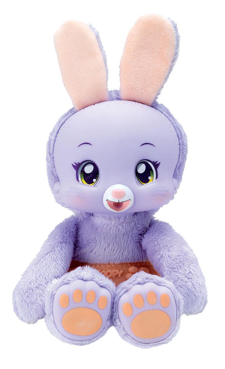 Zoopy Мягкая игрушка Питомец Зайчик 23 смТ57053Плюшевый малыш Zoopy Зайчик теперь в России. Малыш Зайчик сосет пальчик и издает 5 разных забавных звуков. Чтобы зайчик начал говорить, надо слегка нажать на его животик. В темноте у зайчика светятся лапки. В наборе с зайчиком имеется коробка-домик. Звуковой чип полностью вынимается и игрушку можно стирать вручную, она не боится воды. Уникальный дизайн плюшевых малышей Zoppy разработан во Франции совместно с европейским специалистом по детскому развитию. Игрушка высокого европейского качества. Высота плюшевого зайчика: 23 см.