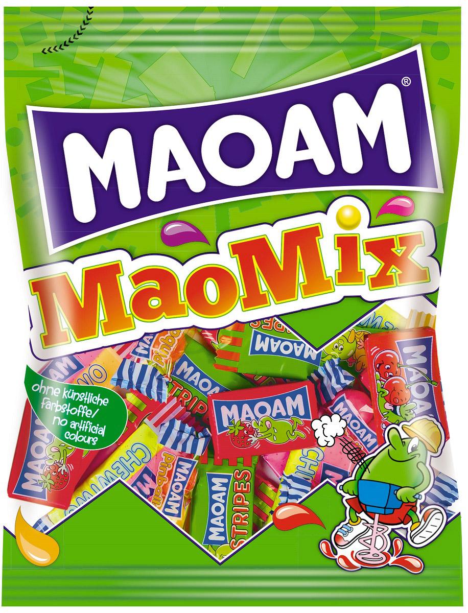 Правильный выбор для любителей жевательных конфет – МАОАМ Микс! Жевательные конфеты представлены в самых разнообразных формах – кубики, драже и пластинки, каждый найдет что-то по душе!