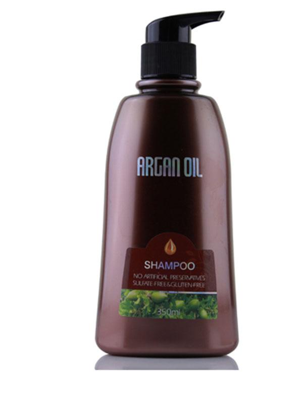 Morocco Argan Oil Увлажняющий шампунь с маслом арганы 350 мл6590101Активные ингредиенты и их эффект:Жидкое золото - драгоценное масло арганы давно зарекомендовало себя как отличное косметическое средство, позволяющее восстановить и укрепить волосы, вернуть им силу блеск. В составе масла арганы большой процент жирных кислот, витаминов, антиоксидантов, которые улучшают состояние кожи головы и волос, питают волосяные луковицы, способствуя росту сильных и здоровых волос. Масло сладкого миндаля обеспечивает защиту волосам от негативного действия солнца и ветра, содержит витамины А и Е, B и F, глубоко увлажняет и восстанавливает волосы.Экстракт женьшеня улучшает рост волос, тонизируя и насыщая кожу необходимыми компонентами, предотвращает развитие перхоти и помогает сохранить оптимальный баланс влаги в волосах и коже головы.Шалфей замедляет выпадение волос, обладает противовоспалительным эффектом, нормализует pH кожи и волос.Экстракт мыльнянки является естественным природным очищающим компонентом, он удаляет загрязнения и кондиционирует волосы,...