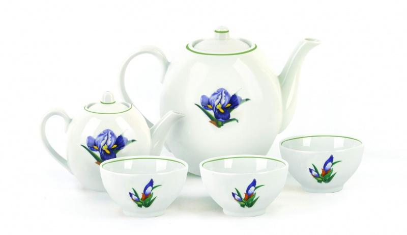 Набор чайный Фарфор Вербилок Собрание. Вернисаж. 47806504780650Предметы выполнены так, чтобы Вам было максимально удобно держать их в руках во время чаепития.