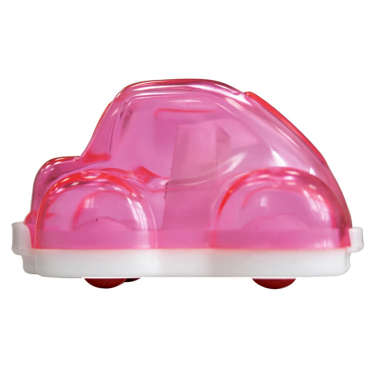 Action! Точилка Авто цвет розовый