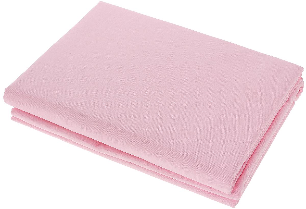 Комплект белья Roko, 2-спальный, наволочки 70х70, цвет: розовый. 204204Комплект белья Roko является экологически безопасным для всей семьи, так как выполнен из гладкокрашеной бязи. Комплект состоит из пододеяльника, простыни и двух наволочек. Бязь - хлопчатобумажная плотная ткань полотняного переплетения. Отличается прочностью и стойкостью к многочисленным стиркам. Бязь считается одной из наиболее подходящих тканей, для производства постельного белья и пользуется в России большим спросом. Приобретая комплект постельного белья Roko, вы можете быть уверенны в том, что покупка доставит вам и вашим близким удовольствие и подарит максимальный комфорт.