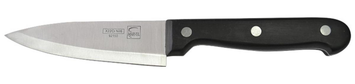 Нож кухонный Marvel Classic Series, цвет: серый, длина лезвия 11 см. 9215092150