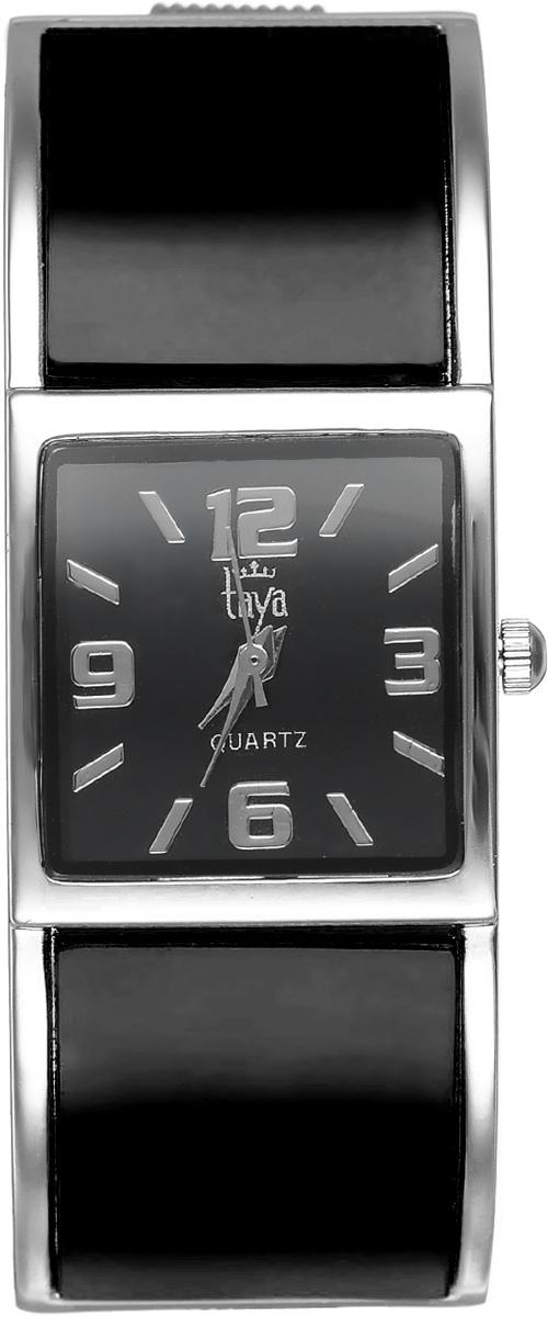 Часы наручные женские Taya, цвет: серебристый, черный. T-W-0406T-W-0406-WATCH-SL.BLACKСтильные женские часы Taya выполнены из минерального стекла и нержавеющей стали. Циферблат часов оформлен символикой бренда. Корпус часов оснащен кварцевым механизмом со сменным элементом питания и дополнен раздвижным браслетом с пружинным механизмом. Часы поставляются в фирменной упаковке. Часы Taya подчеркнут изящность женской руки и отменное чувство стиля у их обладательницы.