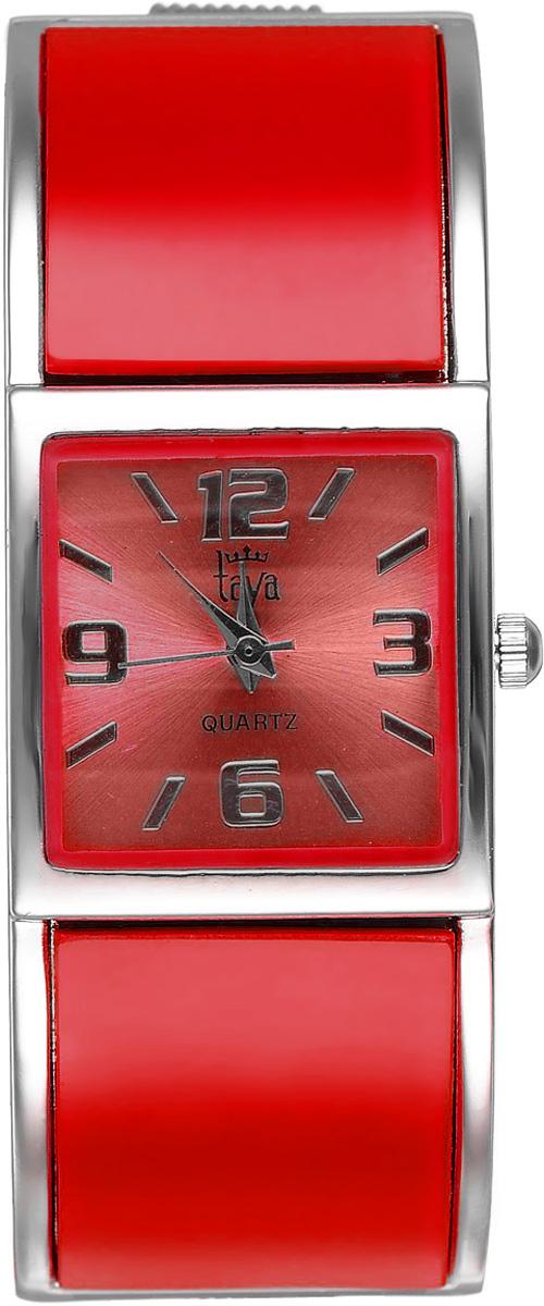Часы наручные женские Taya, цвет: серебристый, красный. T-W-0408T-W-0408-WATCH-SL.REDСтильные женские часы Taya выполнены из минерального стекла и нержавеющей стали. Циферблат часов оформлен символикой бренда. Корпус часов оснащен кварцевым механизмом со сменным элементом питания и дополнен раздвижным браслетом с пружинным механизмом. Часы поставляются в фирменной упаковке. Часы Taya подчеркнут изящность женской руки и отменное чувство стиля у их обладательницы.
