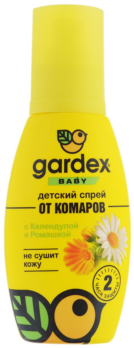 Спрей детский от комаров Gardex