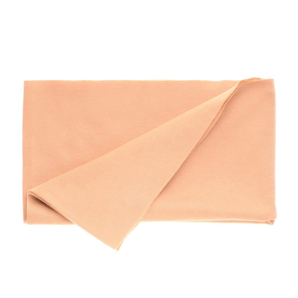 Ткань Glorex, тонкая, 1 м, цвет: светло-бежевый. 01450-17713183