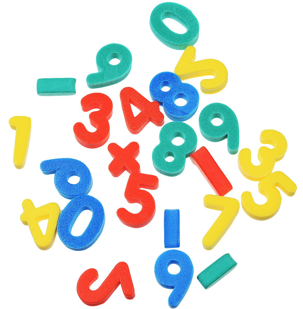 Набор цифр. Мягкая мозаика45343Мозаики и конструкторы настолько универсальны и практичны, что с ними можно играть практически везде. Для производства игрушек используется современный, легкий, эластичный, прочный материал, который обеспечивает большую долговечность игрушек, и главное –является абсолютно безопасным для детей. К тому же, благодаря особой структуре материала и свойству прилипать к мокрой поверхности, мягкие конструкторы и мозаики являются идеальной игрушкой для ванны. Способствует развитию у ребенка мелкой моторики, образного и логического мышления, наблюдательности. Производственная фирма `Тедико` зарекомендовала себя на рынке отечественных товаров как производитель высококачественных конструкторов и мозаик серии `Флексика`. Богатый ассортимент включает в себя игрушки для малышей и детей старшего возраста.