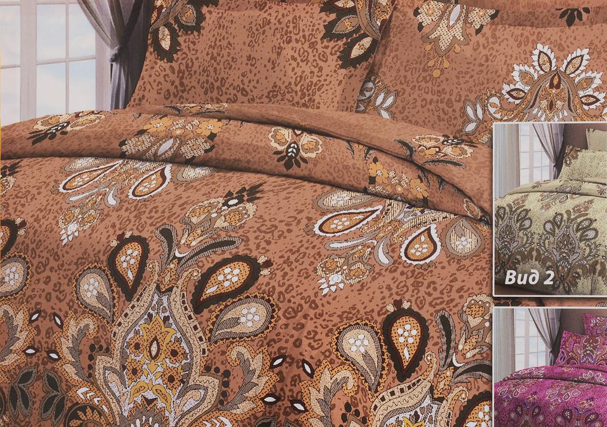 Комплект белья Letto, евро, наволочки 70х70, цвет: бордовыйB132-6Комплект белья Letto, выполненный из бязи (100% хлопка), состоит из пододеяльника, простыни и двух наволочек. Бязь - хлопчатобумажная ткань полотняного переплетения без искусственных добавок. Большое количество нитей делает эту ткань более плотной, более долговечной. Высокая плотность ткани позволяет сохранить форму изделия, его первоначальные размеры и первозданный рисунок. Приобретая комплект постельного белья Letto, вы можете быть уверенны в том, что покупка доставит вам и вашим близким удовольствие и подарит максимальный комфорт.