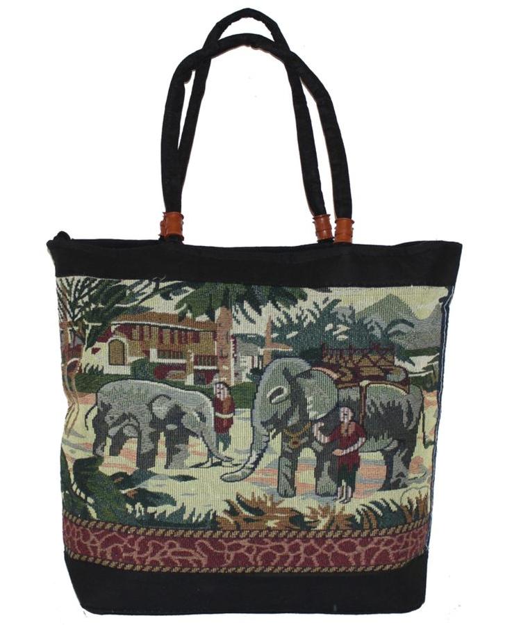 Ethnica Хлопковая сумка, цвет: мультиколор2. 177090177090Изготавливается из натурального сырья с использованием натуральных красителей