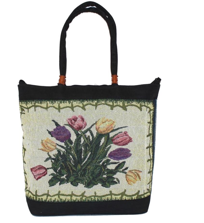 Ethnica Хлопковая сумка, цвет: мультиколор4. 177090177090Изготавливается из натурального сырья с использованием натуральных красителей