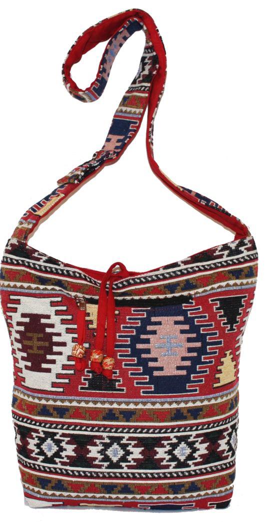 Ethnica Хлопковая сумка, цвет: мультиколор_6. 195250195250Изготавливается из натурального сырья с использованием натуральных красителей