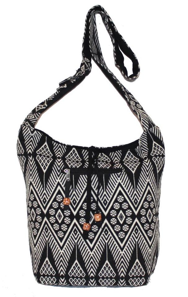 Ethnica Хлопковая сумка, цвет: мультиколор_8. 195250195250Изготавливается из натурального сырья с использованием натуральных красителей