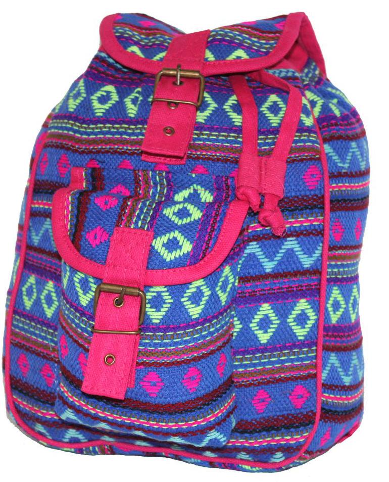 Ethnica Хлопковый рюкзак, цвет: мультиколор_2. 197180 ( 197180 )