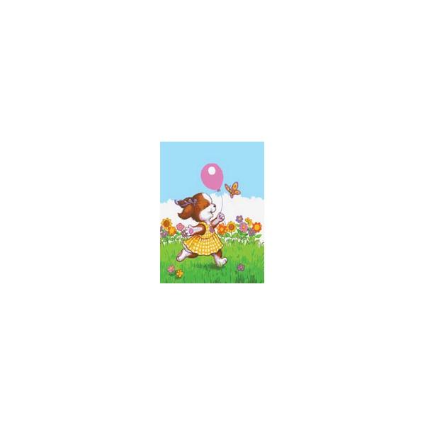 Канва с нанесенным рисунком Collection DArt, 30 х 40 см. 62756275