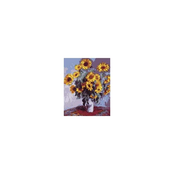 Канва с нанесенным рисунком Collection DArt, 30 х 40 см. 1186111861