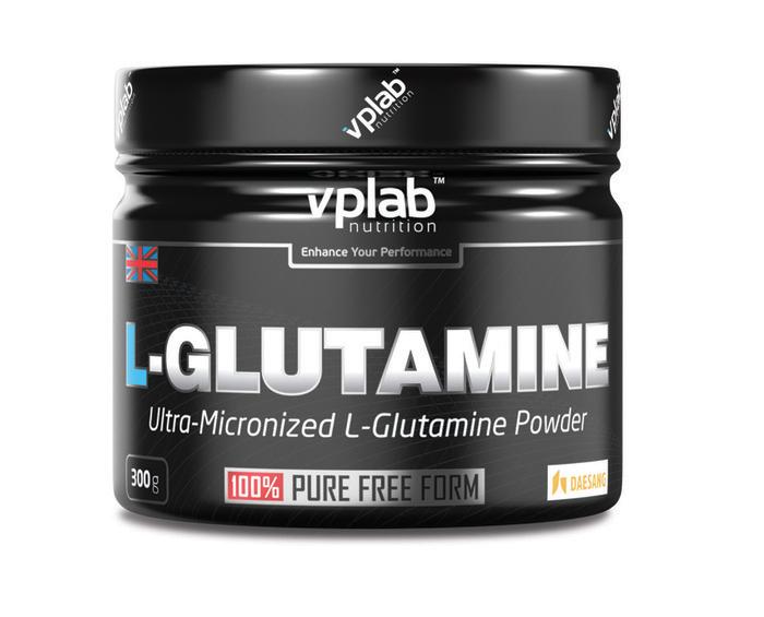 Глютамин (Glutamine) VPLab L-Glutamin 300г ( V72201 )