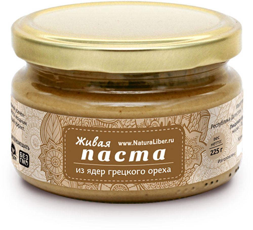 NaturaLiber паста из ядер грецкого ореха, 225 г
