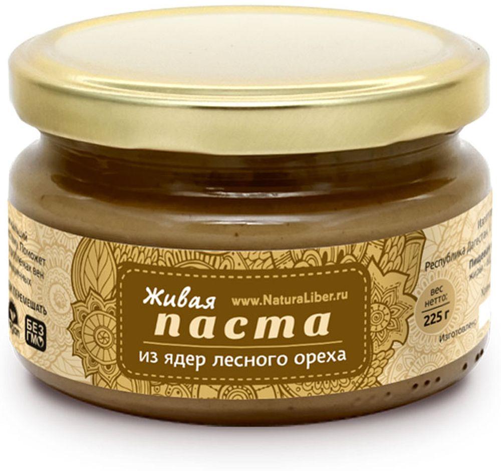 NaturaLiber паста из ядер лесного ореха, 225 г