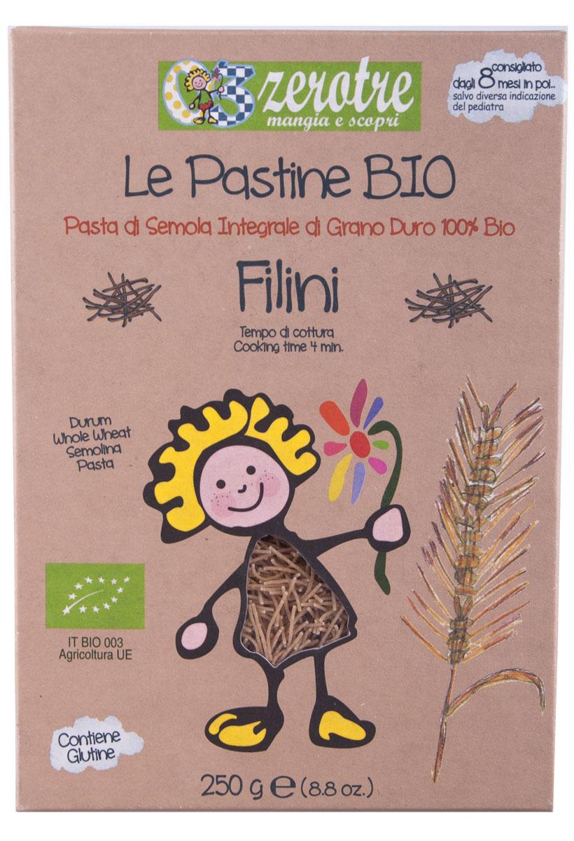 Rustichella паста Филини, 250 г