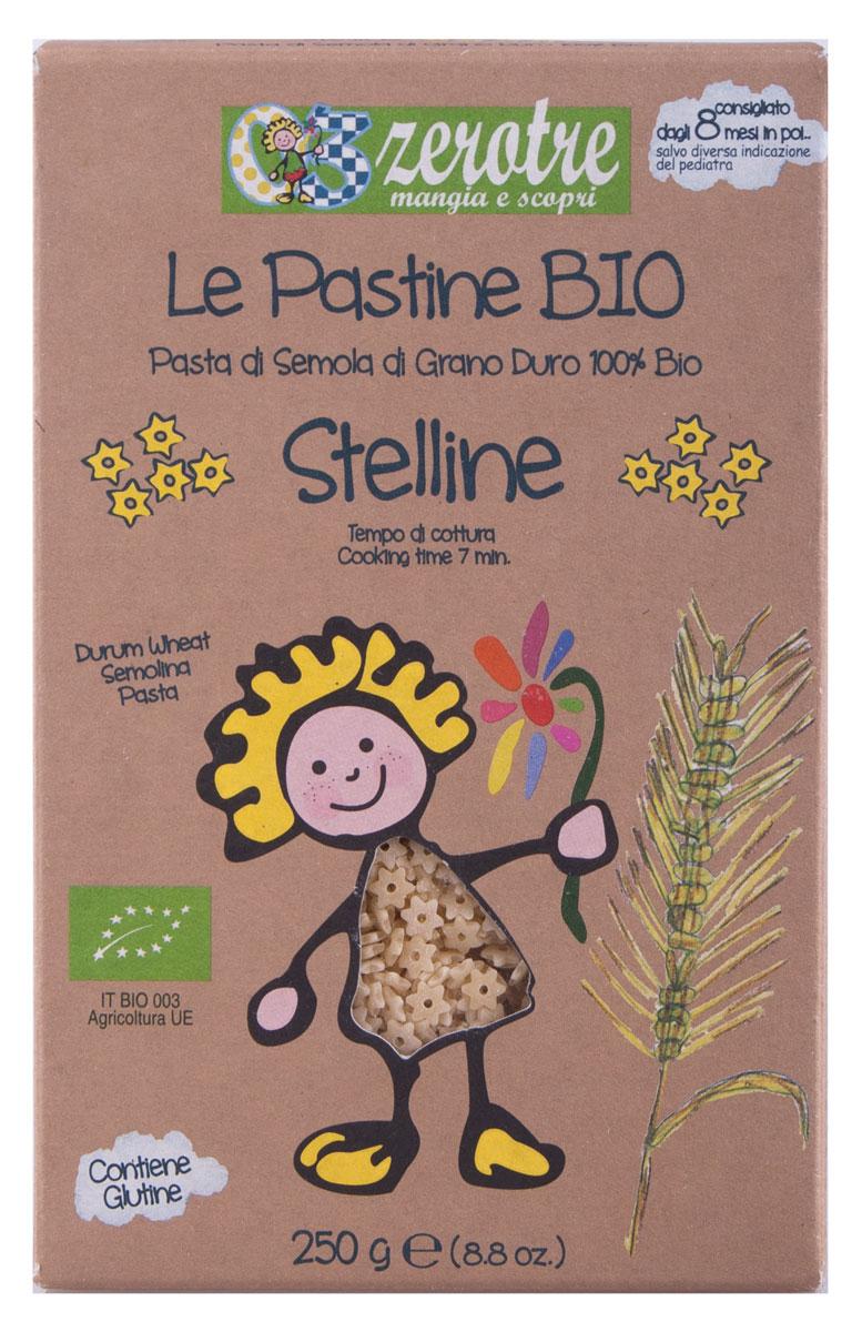 Rustichella паста Стеллини из твердой пшеницы, 250 г