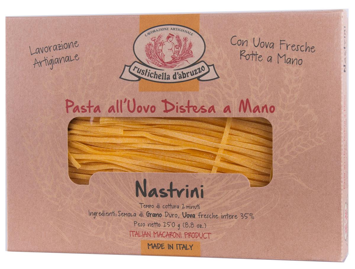 Rustichella паста Настрини, 250 г