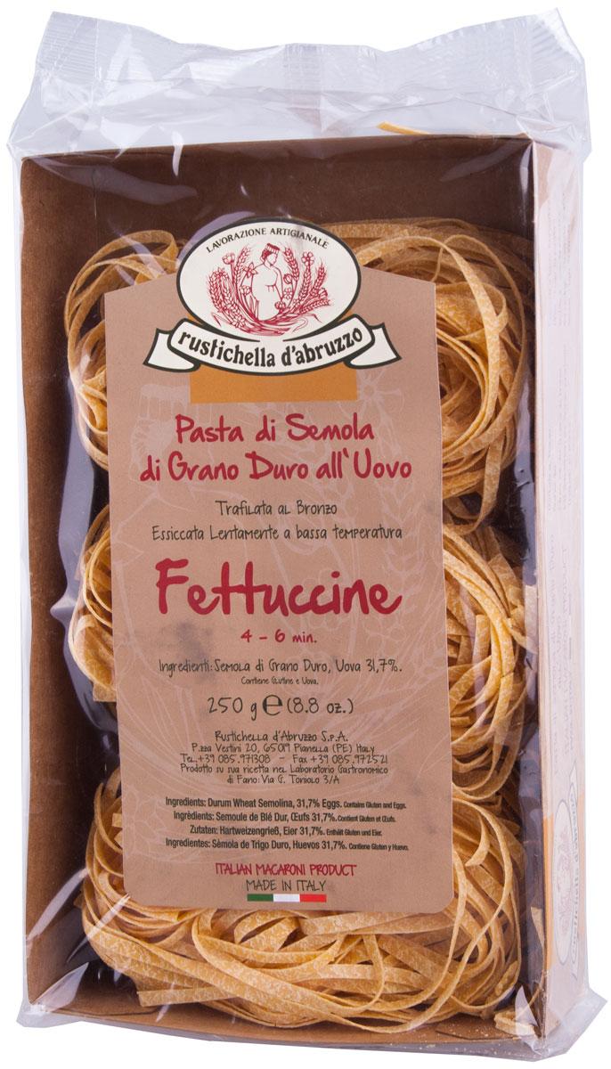 Rustichella паста Фетучини, 250 г