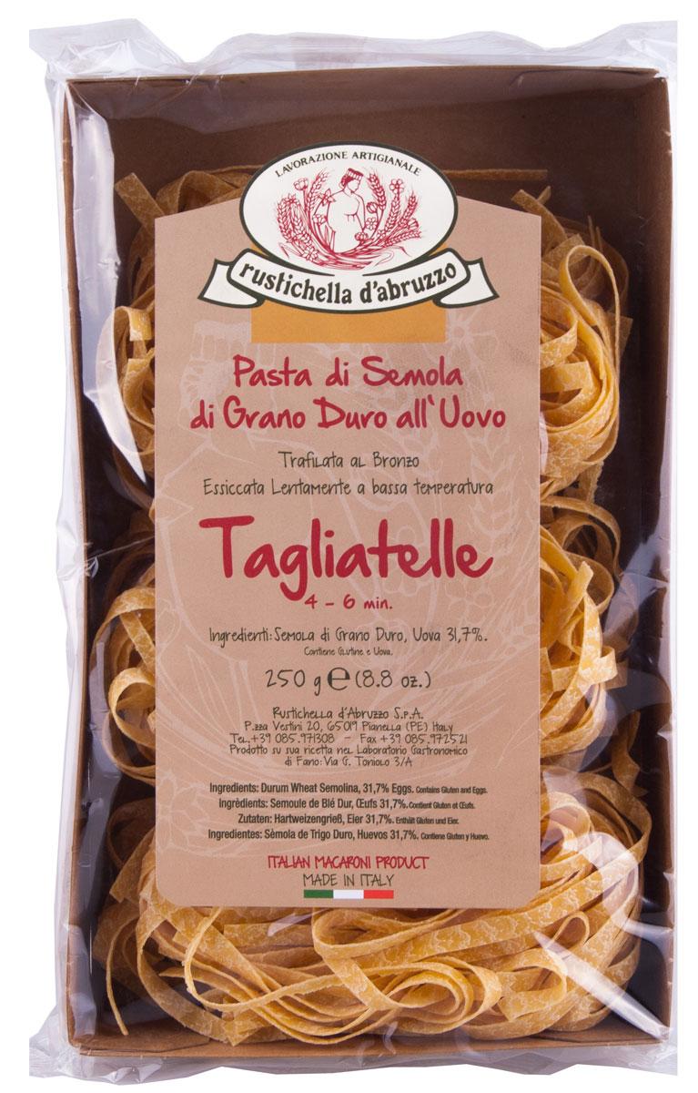 Rustichella паста Тальятелле, 250 г