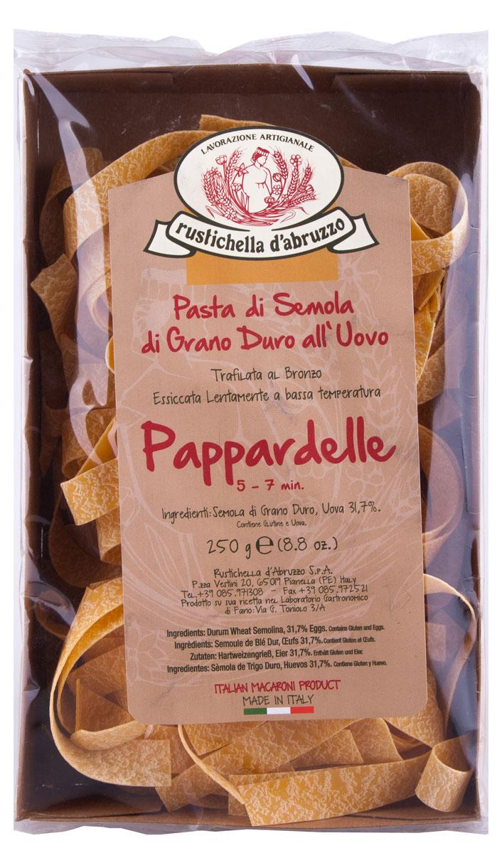 Rustichella паста Паппарделле, 250 г