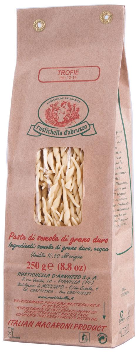 Rustichella паста Трофье, 250 г