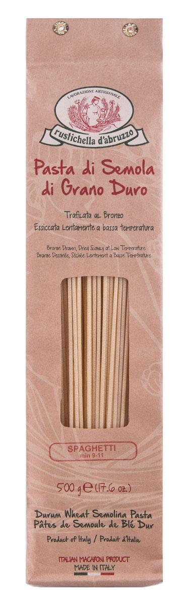 Rustichella паста Спагетти, 500 г