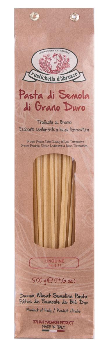 Rustichella паста Лингвини, 500 г
