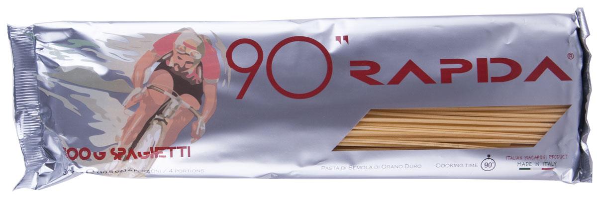 Rustichella паста Спагетти 90 секунд, 300 г