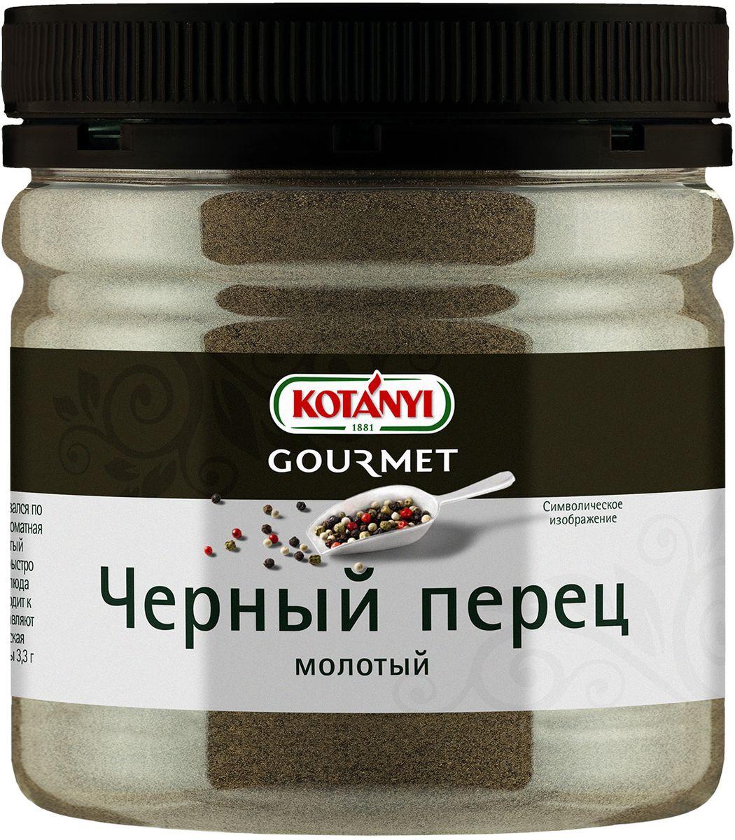 Kotanyi Черный перец молотый, 180 г735611Чёрный перец называют королём пряностей. Он не только вносит свой неповторимый аромат и острый насыщенный вкус в блюда, но также подчёркивает вкус других ингредиентов. Страна происхождения: Вьетнам.