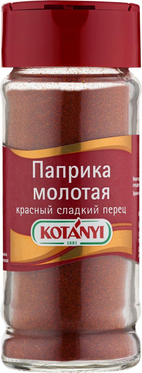 Kotanyi Паприка красный сладкий перец, 40 г