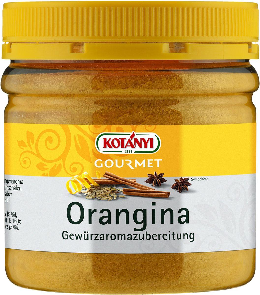 Kotanyi Приправа с ароматом апельсина, 170 г738901Приправа Kotanyi с ароматом апельсина заменяет апельсиновую цедру. Может использоваться для сладких, а также мясных блюд, блюд из птицы и дичи, краснокачанной капусты. Уважаемые клиенты! Обращаем ваше внимание, что полный перечень состава продукта представлен на дополнительном изображении.