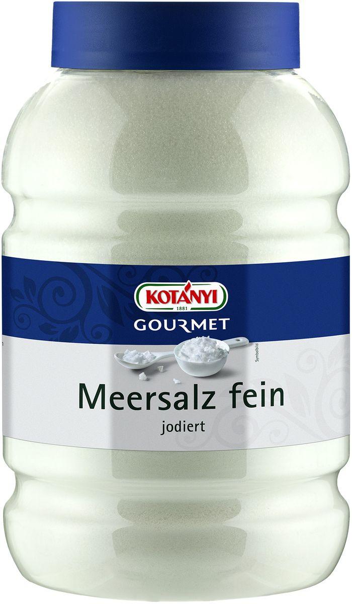 Kotanyi Соль морская йодированная, 3.15 кг