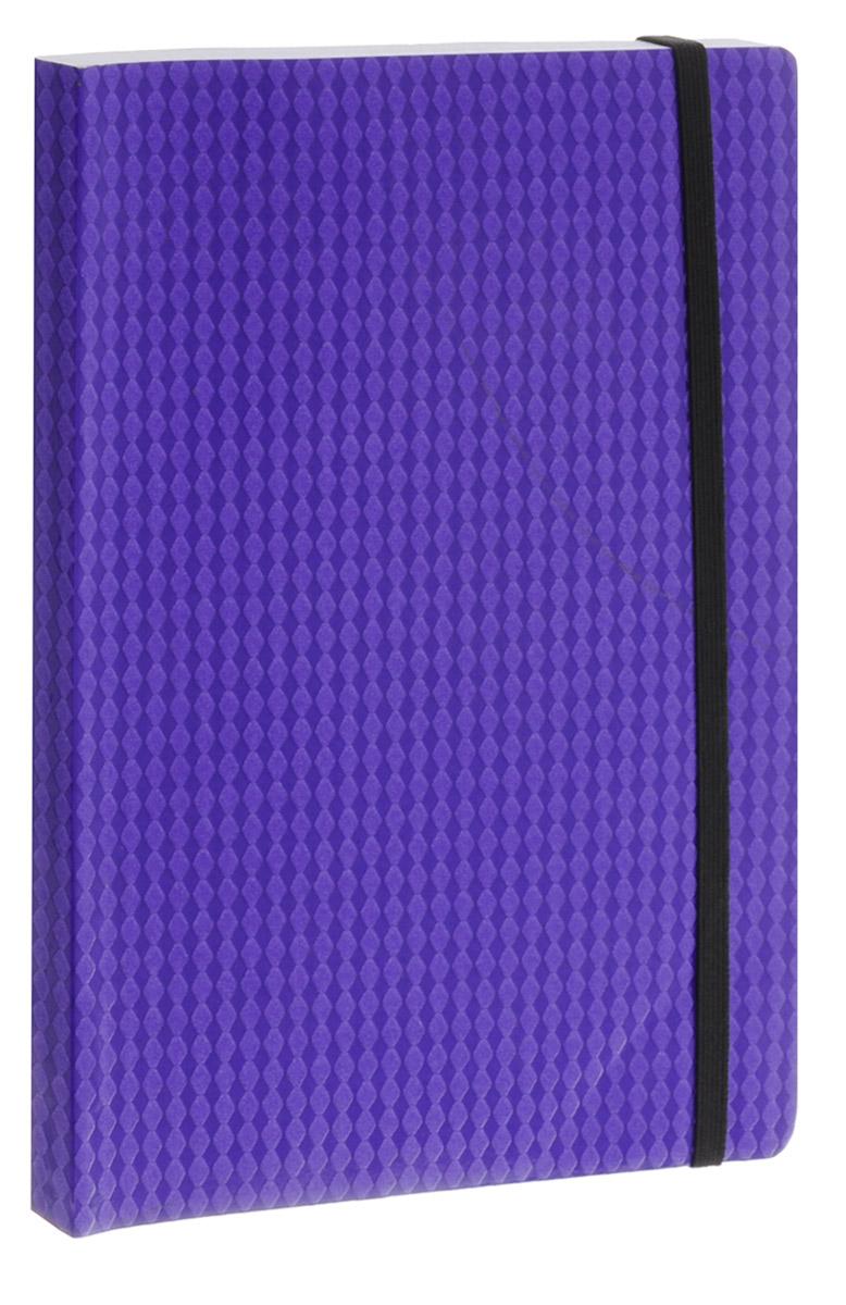 Erich Krause Тетрадь Study Up 120 листов в клетку цвет фиолетовый формат А539488Тетрадь Erich Krause Study Up подойдет как школьнику, так и студенту. Внутренний блок состоит из 120 склеенных листов формата А5. Стандартная линовка в серую клетку без полей. Гибкая плотная обложка с закругленными уголками надежно защитит от влаги и поможет сохранить аккуратный внешний вид тетради. Фиксирующая резинка обеспечит сохранность тетрадки. Тетрадь Erich Krause Study Up займет достойное место среди ваших канцелярских принадлежностей.