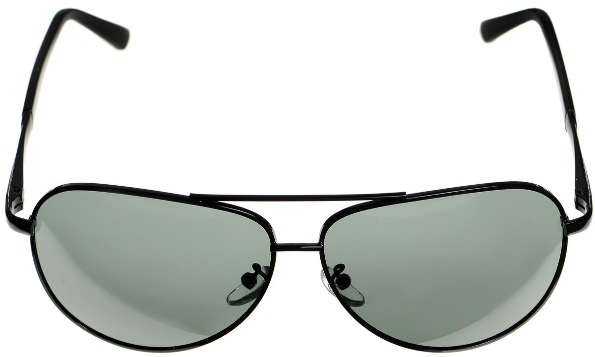 Очки солнцезащитные женские Selena, цвет: черный. 8003313180033131Солнцезащитные женские очки Selena выполнены из металла с элементами из высококачественного пластика. Дужки оформлены декоративным орнаментом. Линзы данных очков с высокоэффективным фильтром UV-400 Protection обеспечивают полную защиту от ультрафиолетовых лучей. Используемый пластик не искажает изображение, не подвержен нагреванию и вредному воздействию солнечных лучей. Такие очки защитят глаза от ультрафиолетовых лучей, подчеркнут вашу индивидуальность и сделают ваш образ завершенным.