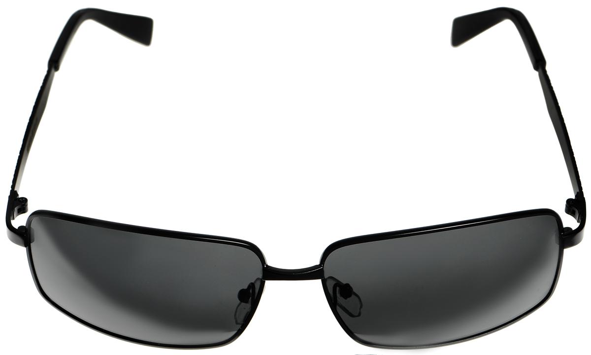 Очки солнцезащитные женские Selena, цвет: черный. 8003293180032931Солнцезащитные женские очки Selena выполнены из металла с элементами из высококачественного пластика. Дужки оформлены декоративной резьбой под кожу рептилии. Линзы данных очков с высокоэффективным фильтром UV-400 Protection обеспечивают полную защиту от ультрафиолетовых лучей. Используемый пластик не искажает изображение, не подвержен нагреванию и вредному воздействию солнечных лучей. Такие очки защитят глаза от ультрафиолетовых лучей, подчеркнут вашу индивидуальность и сделают ваш образ завершенным.
